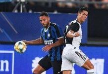 Coronavirus, Juventus-Inter