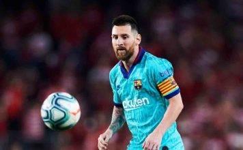 Messi    consigli di mercato per il Barca    un giocatore dell'Inter lo ha conquistato