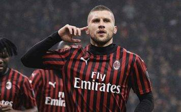 Milan: Rebic, rendimento alla Ibra fa salire la sua quotazio
