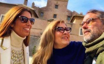 Romina Power con Yari Carrisi |  quel dettaglio sul loro legame – FOTO