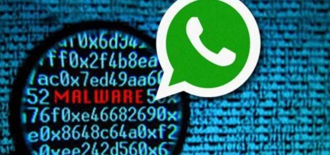 Whatsapp, attenzione all'avvertimento: pericolo malware!