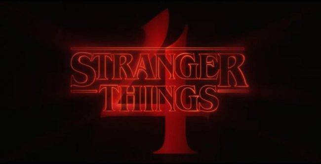 Stranger Things 4: iniziate le riprese, c'è anche lui
