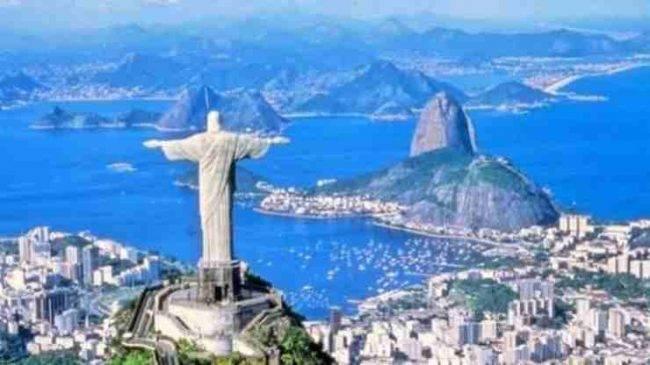 """Brasile, immagini incredibili: """"È la mano di Dio"""" -FOTO"""
