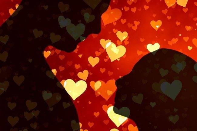 San Valentino e l'amore