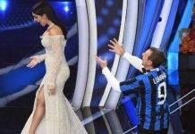 Georgina Sanremo: la Sampdoria corregge la fidanzata di Ronaldo