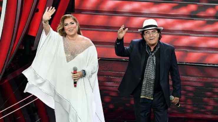 Albano e Romina: l'indiscrezione, avrebbero dormito insieme a Sanremo