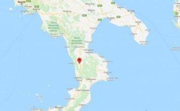 Terremoto Rende: la terra trema nella provincia di Cosenza