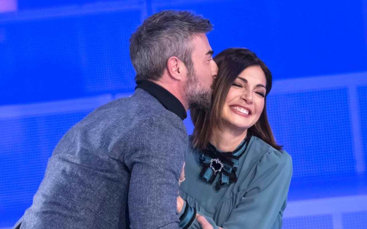 Flavio Montrucchio e Alessia Mancini a Verissimo: