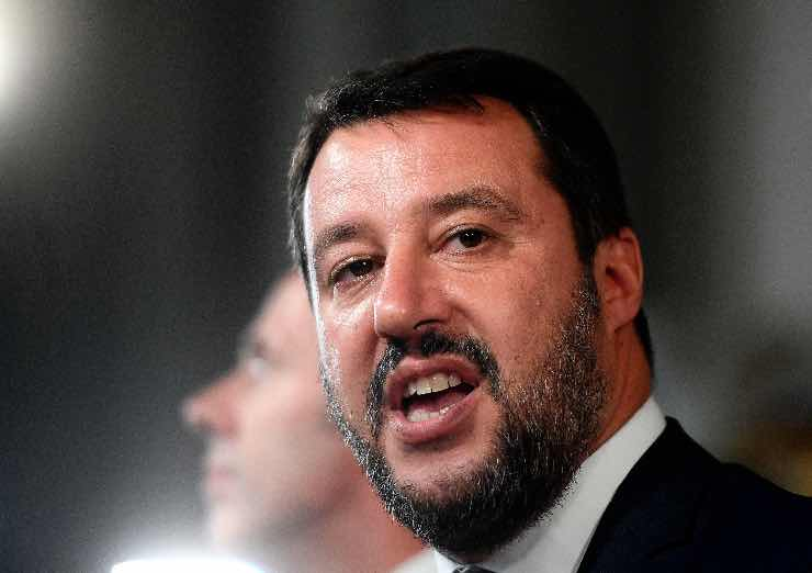 """Matteo Salvini a Conte: """"usare la tv di Stato per dire falsità è da regime"""""""