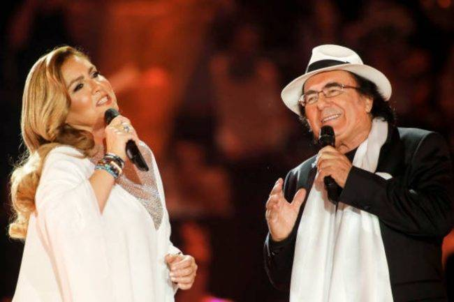 Romina Power in quarantena con Al Bano: