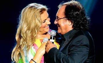 """Al Bano e Romina, la confessione: """"Ci siamo baciati"""""""