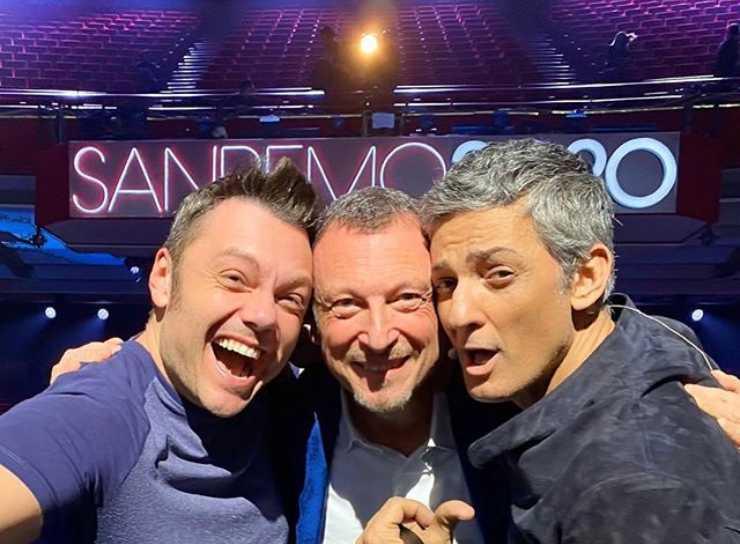 Amadeus Sanremo