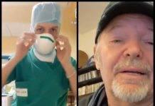 Torino, l'infermiere ascolta 'Un senso' prima di lavorare: la risposta di Vasco