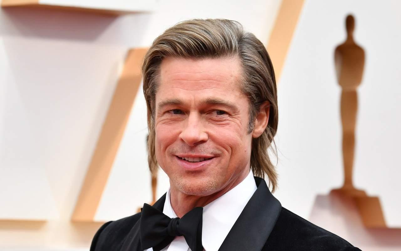 Brad Pitt malato: