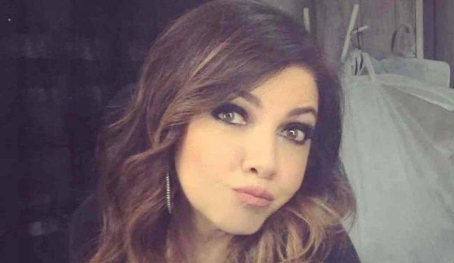 Cristina D'Avena (fonte Instagram @cristinadavenaofficial)