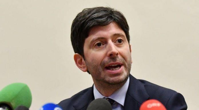 Ministo Roberto Speranza