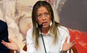 """Giorgia Meloni attacca Conte: """"metodi degni di un regime tot"""
