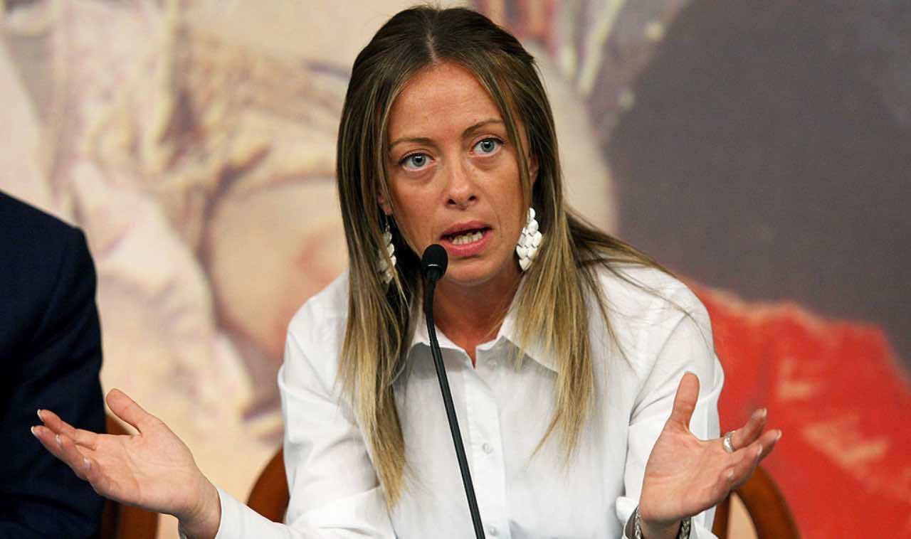 """Giorgia Meloni attacca Conte: """"metodi degni di un regime totalitario"""""""