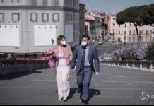 Valentina e Marco sposi