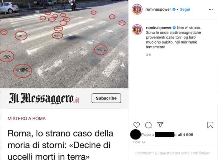 Romina è a Cellino ma Al Bano sbotta: Il triangolo no
