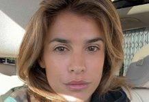 Elisabetta Canalis, la sua bellezza sembra dipinta: come una dea