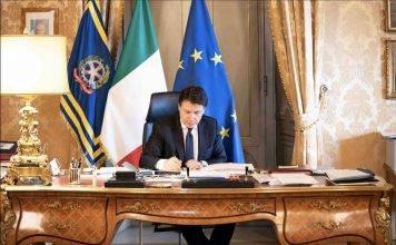 """Giuseppe Conte contro Salvini e Meloni: """"le menzogne ci fann"""