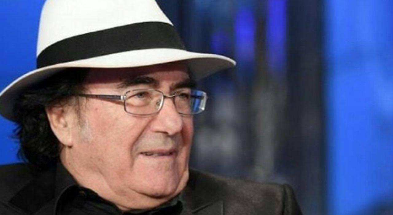 """Albano Carrisi spegne il gossip, poi spiega: """"Non mi era mai successo"""""""