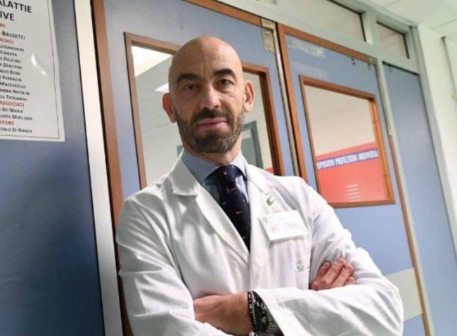 coronavirus Matteo Bassetti