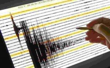 Trema ancora la terra ad Enna: due scosse registrate in poche ore