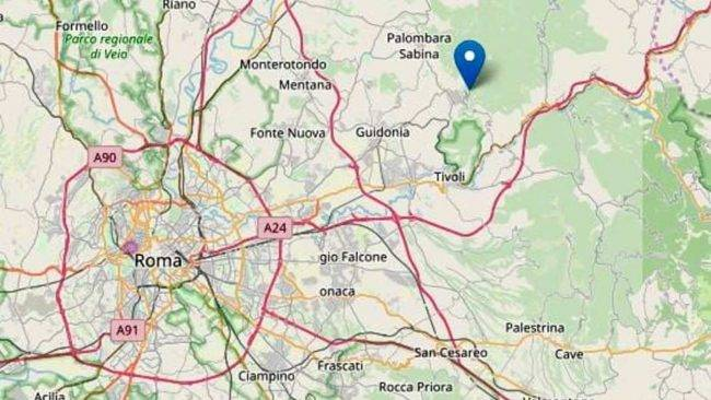 Scossa di terremoto da 2.6 gradi epicentro Cavezzo