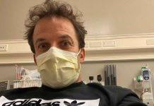 Alessandro Del Piero ricoverato ospedale