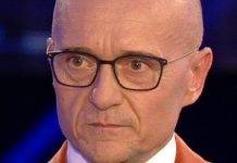 Alfonso Signorini bastonato