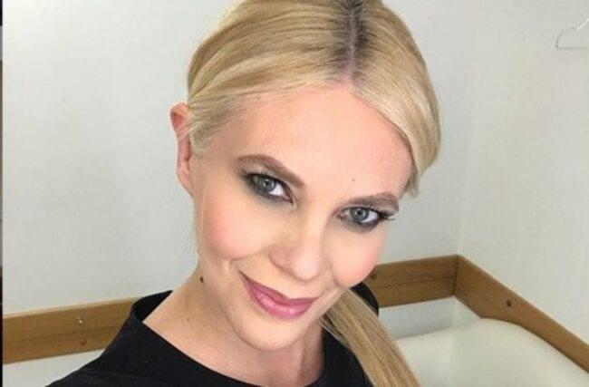 Eleonora Daniele (fonte Instagram @eleonora_daniele_official)(
