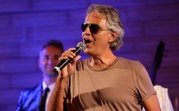 Andrea Bocelli positivo al Covid, ora è guarito e dona il sa