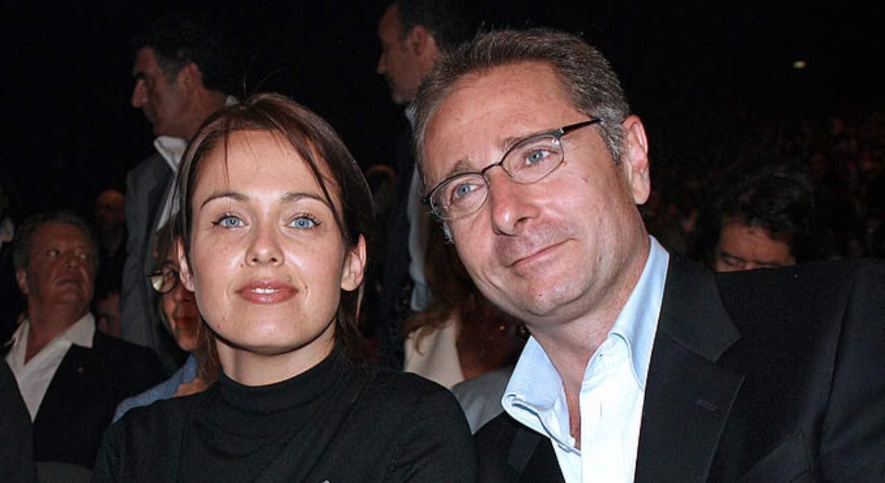 Paolo Bonolis, rabbia per la foto della moglie Sonia Bruganelli
