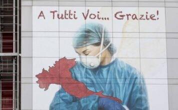 Lombardia: Gli infermieri sono senza mascherine e stipendio