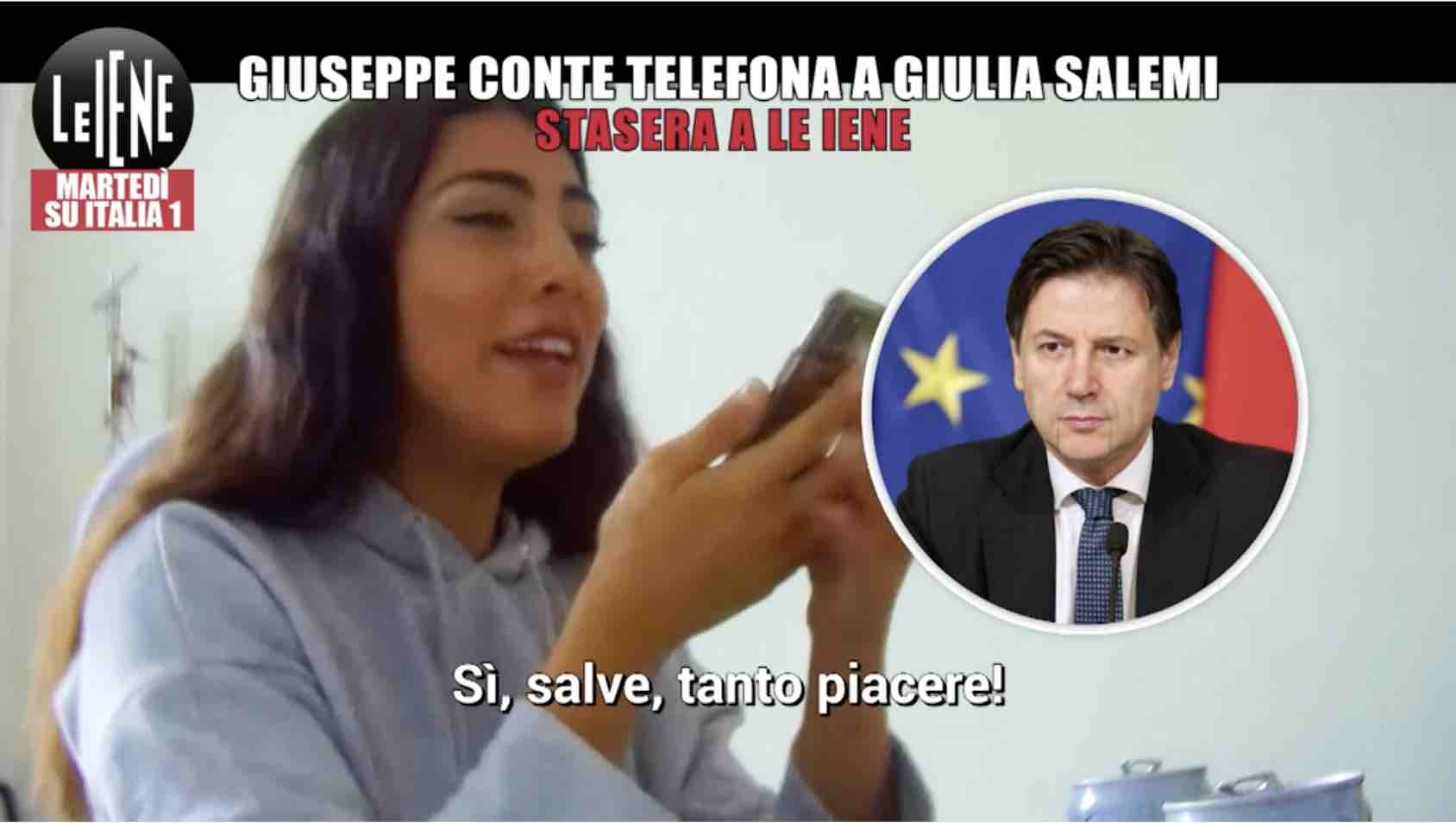 Le Iene Giulia Salemi