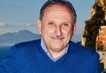 Marino Lembo sindaco di Capri: la sua voglia di ripartire uniti