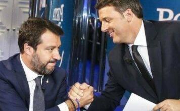 Dopo Bonafede, Renzi salva anche Salvini, Pd infuriato