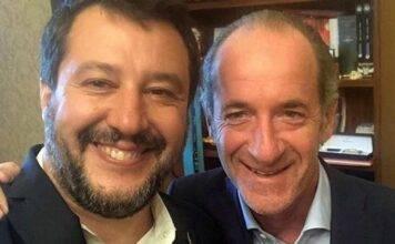 """Renzi potrebbe governare con la Lega """"solo se Zaia fa fuori"""