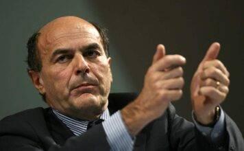 """Bersani: """"Col centrodestra al governo non sarebbero bastati"""