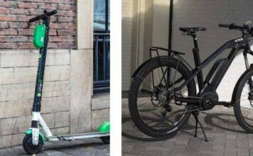 Bonus mobilità, e bike vs monopattino elettrico: qual è il m
