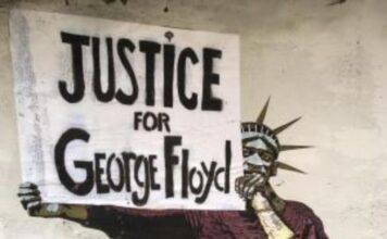 Caso Floyd: due agenti spingono anziano e lo lasciano a terr