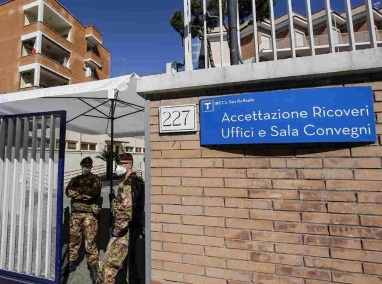 Ospedale San Raffaele Roma