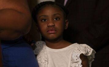 """""""Papà ha cambiato il mondo, mi manca"""" Gianna Floyd, 6 anni"""