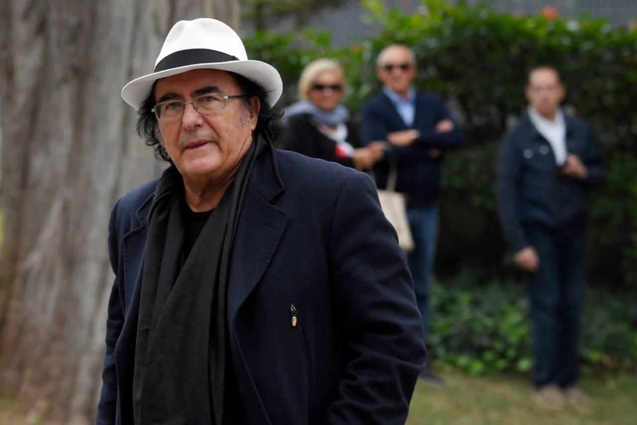 """Albano Carrisi ha rischiato di perdere tutto: """"un miracolo"""""""