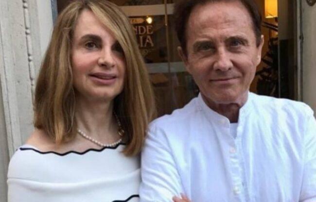 Giovanna Lorenzi e Roby (fonte Instagram @robyfacchinetti)