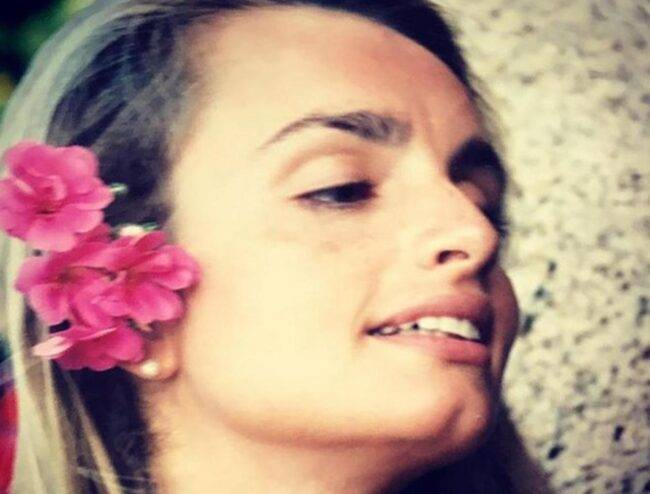 Giovanna Lorenzi (fonte Instagram @robyfacchinetti)