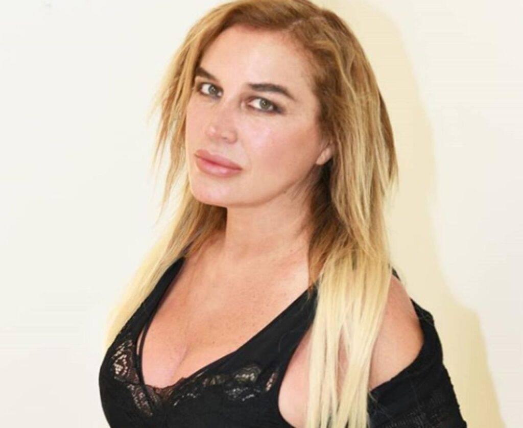 Lory Del Santo figlio suicida: frase choc in diretta su Raiuno
