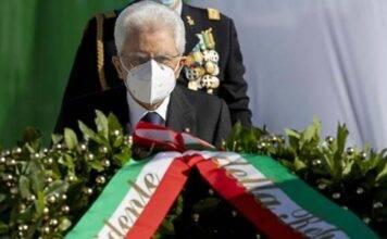 L'abbraccio del presidente Mattarella con Codogno è commoven
